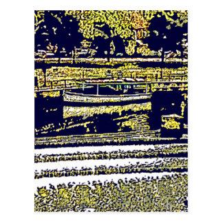 jGibney de Inglaterra 1986 snap-11510artBlue del Postal