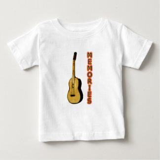 jGibney de la guitarra El MUSEO Zazzle Playera De Bebé
