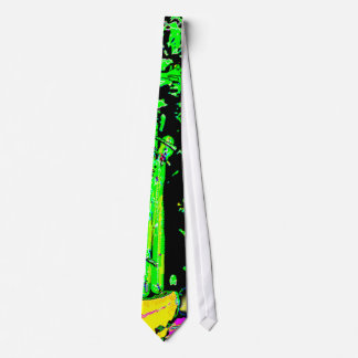 jGibney de los helechos de Staghorn los regalos de Corbata Personalizada
