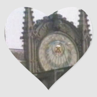 jGibney de Oxford 1986 Disk1 Part1 snapshot_6146 Pegatina En Forma De Corazón