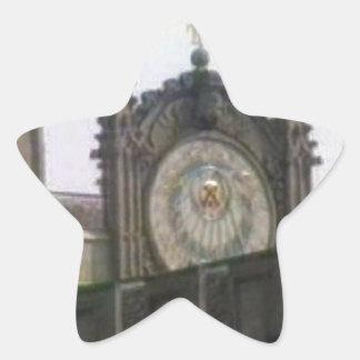 jGibney de Oxford 1986 Disk1 Part1 snapshot_6146 Pegatina En Forma De Estrella
