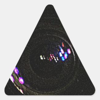 jGibney de trabajo ART1 de la CAPTURA video El Calcomanías De Trianguladas