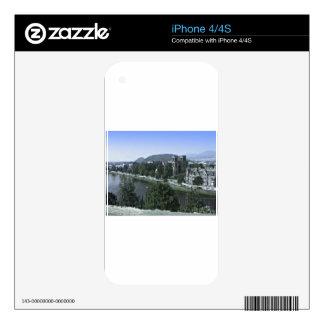 jGibney del arte snap-39210 del castillo de iPhone 4 Skins