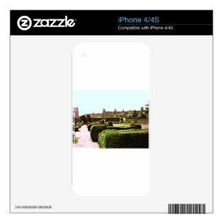 jGibney del jardín snap-28575 de Skins Para iPhone 4
