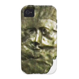 jGibney romano T de Inglaterra 1986 Mask1 Case-Mate iPhone 4 Carcasa