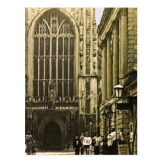 jGibney snap-12391 de Inglaterra 1986 del baño El Postal