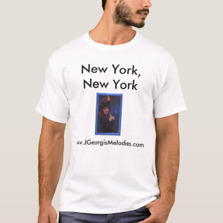 JGM_New York, New York, Shirt