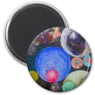 JHRP.Sphericals Imán Redondo 5 Cm