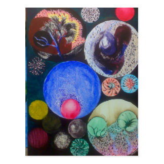 JHRP.Sphericals Postcard