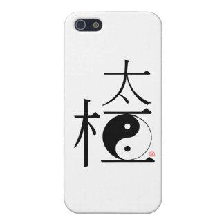 Ji china Ying Yang del Tai iPhone 5 Protector