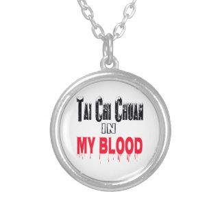 Ji Chuan del Tai en mi sangre Colgante