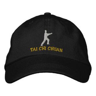Ji Chuan del Tai Gorra De Béisbol Bordada