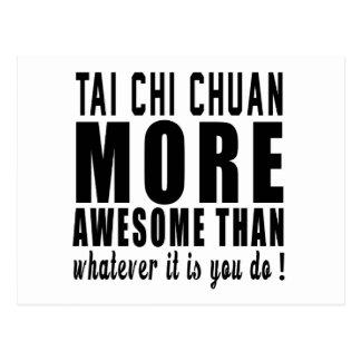 Ji Chuan del Tai más impresionante que lo que es Tarjetas Postales