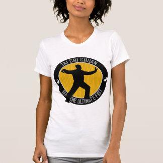 Ji Chuan - última camiseta suprema del Tai del Playeras