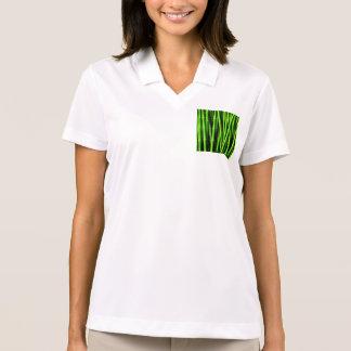 Ji de moda del árbol del modelo de la diversión polo camisetas