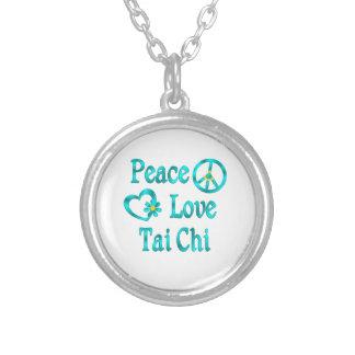 Ji del Tai del amor de la paz Grimpolas Personalizadas