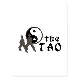 Ji del Tai el Tao Postales