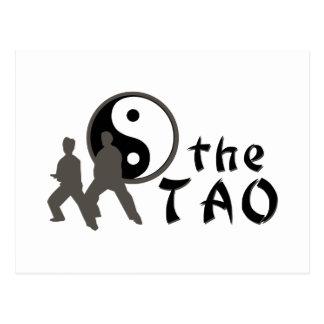 Ji del Tai el Tao Tarjeta Postal