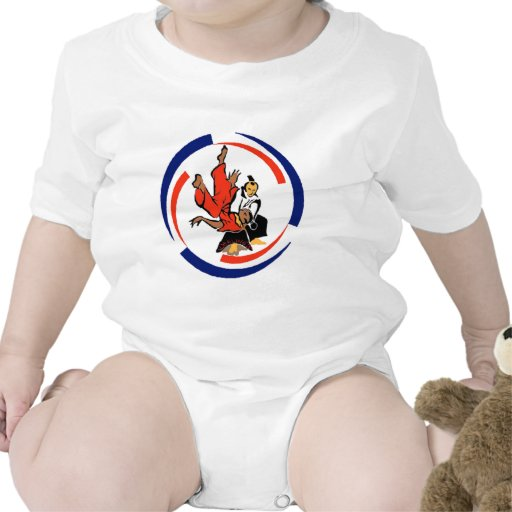 Ji en Aikido Trajes De Bebé