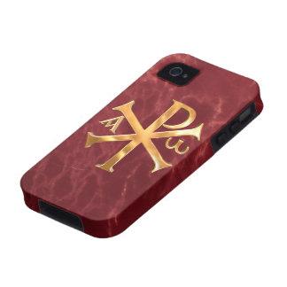 Ji-Rho del oro iPhone 4/4S Carcasa