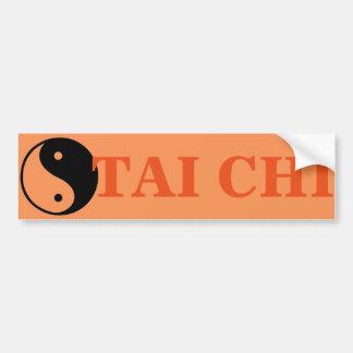 Ji YIN del TAI y SÍMBOLO de YANG Pegatina Para Auto