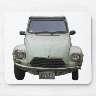 Jian (Front View) Mouspad Mouse Pad
