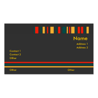 Jiao Profile Card Double-Sided Standard Business Cards (Pack Of 100)
