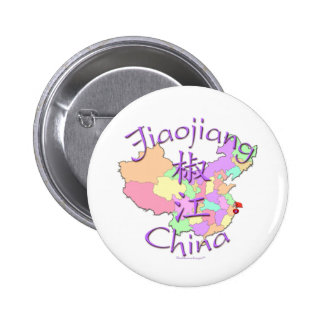 Jiaojiang China Pins