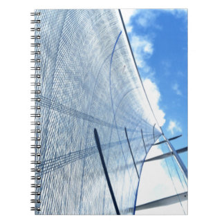 Jib Sail and Blue Sky Sailing Note Books