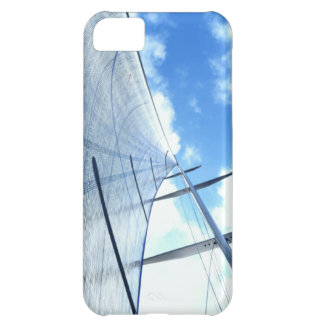 Jib Sail and Mast Picture iPhone 5C Covers