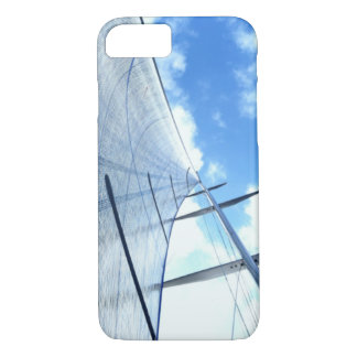 Jib Sail and Mast Picture iPhone 7 Case