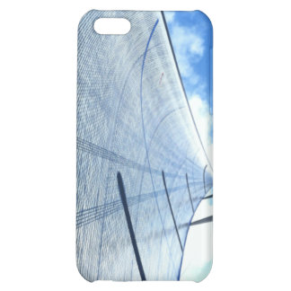 Jib Sail and Mast Picture Case For iPhone 5C