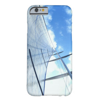 Jib Sail and Mast Picture iPhone 6 Case