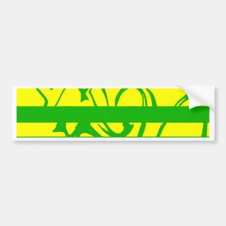 jig-hemma car bumper sticker