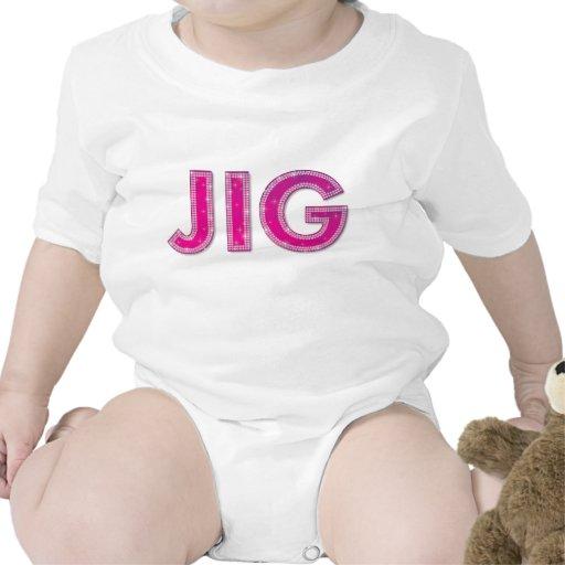 Jig Infant Shirts