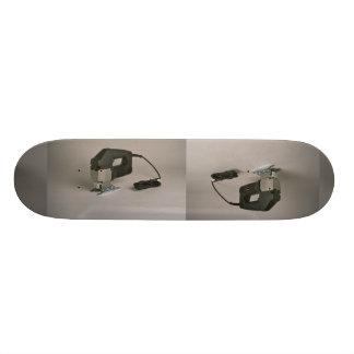 Jig saw skate boards