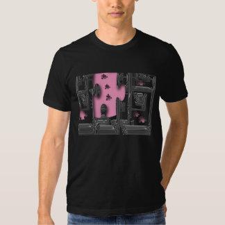 """Jig-Saw""* T-shirt"