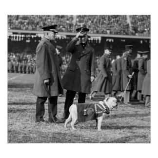 Jiggs Knows Football 1923 Print