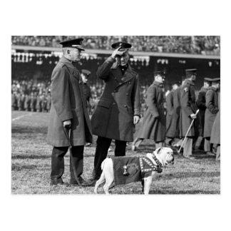 Jiggs sabe fútbol: 1923 postal