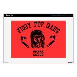 Jiggy Pop Gang Enos Creepy Grunge Character Skins For Laptops