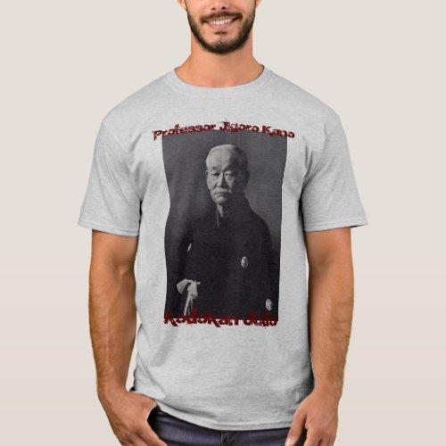 Jigoro Kano T_Shirt