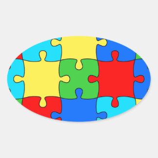 jigsaw-313586  jigsaw puzzle jigsaw piece part puz oval sticker