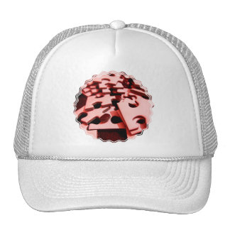 Jigsaw Baseball Hat