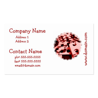Jigsaw Business Cards
