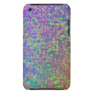 Jigsaw Chaos Abstract Barely There iPod Case