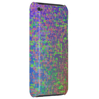 Jigsaw Chaos Abstract Barely There iPod Cover