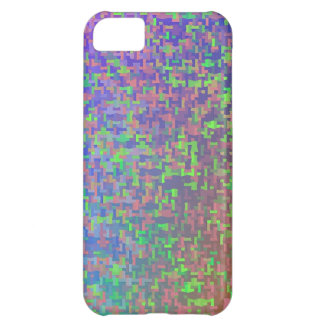 Jigsaw Chaos Abstract Case For iPhone 5C