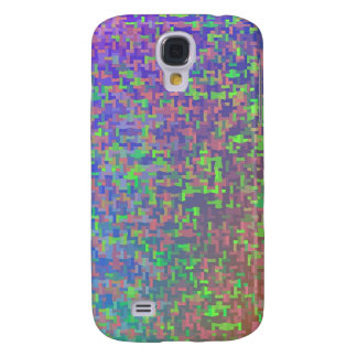 Jigsaw Chaos Abstract Galaxy S4 Case