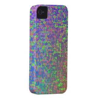 Jigsaw Chaos Abstract iPhone 4 Case-Mate Case