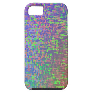 Jigsaw Chaos Abstract iPhone SE/5/5s Case